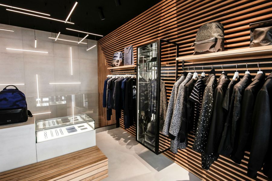 La boutique deMaxime Simoens