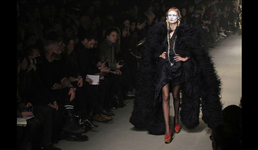 Impressionnant, chez Vivienne Westwood