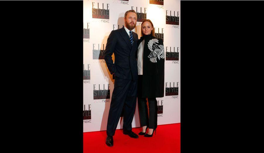 Stella McCartney et son mari Alasdhair Willis