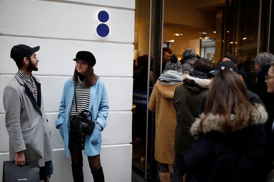 Le magasin colette ferme ses portes mercredi 20 décembre 2017.