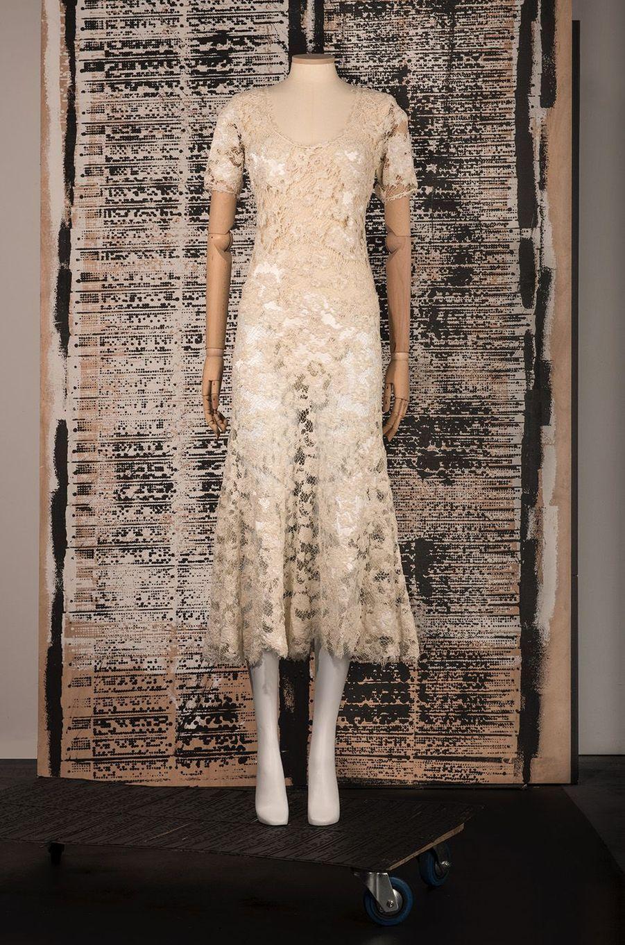 Robe Balenciaga.