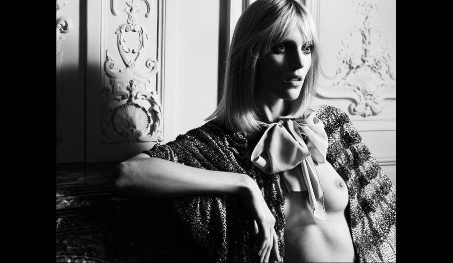 Anja Rubik, sexy