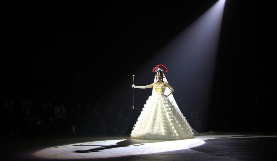 Reine des podiums