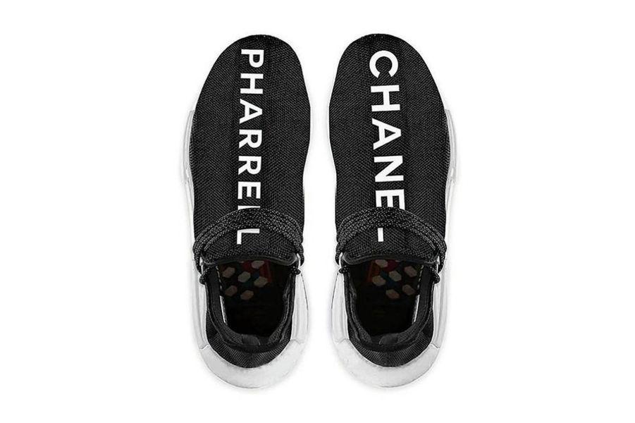 2. Adidas Human Race NMD Pharrell x Chanel, 23 220 €.