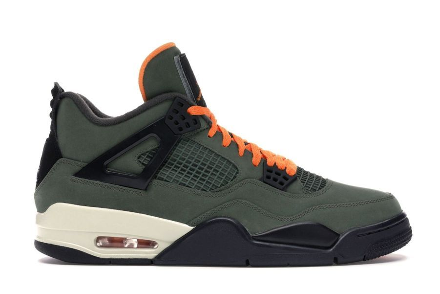 7. Air Jordan 4 Retro Invaincu 2018 Sample, 14 861 €.