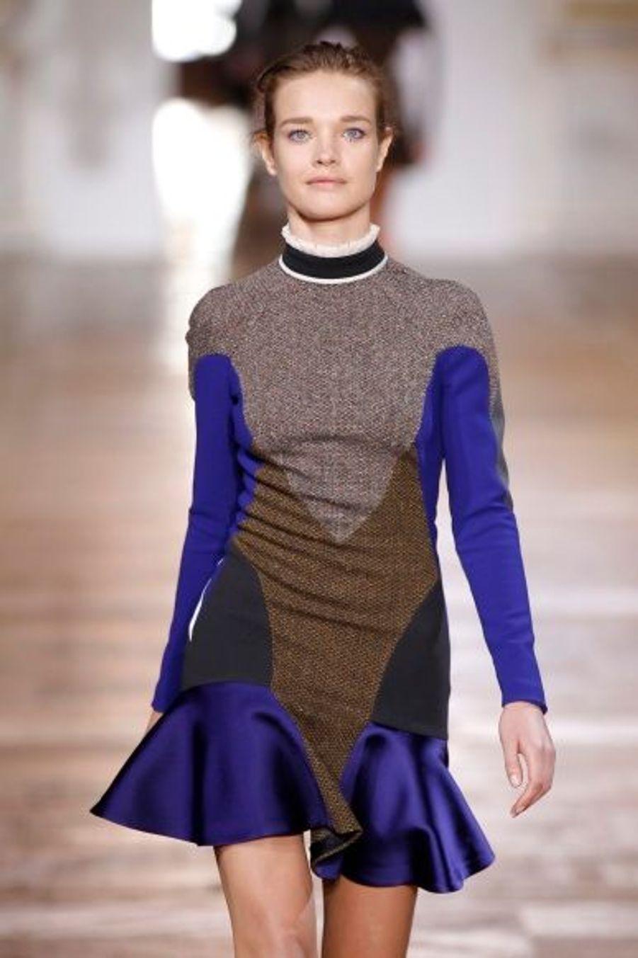 Le mannequin Natalia Vodianova.