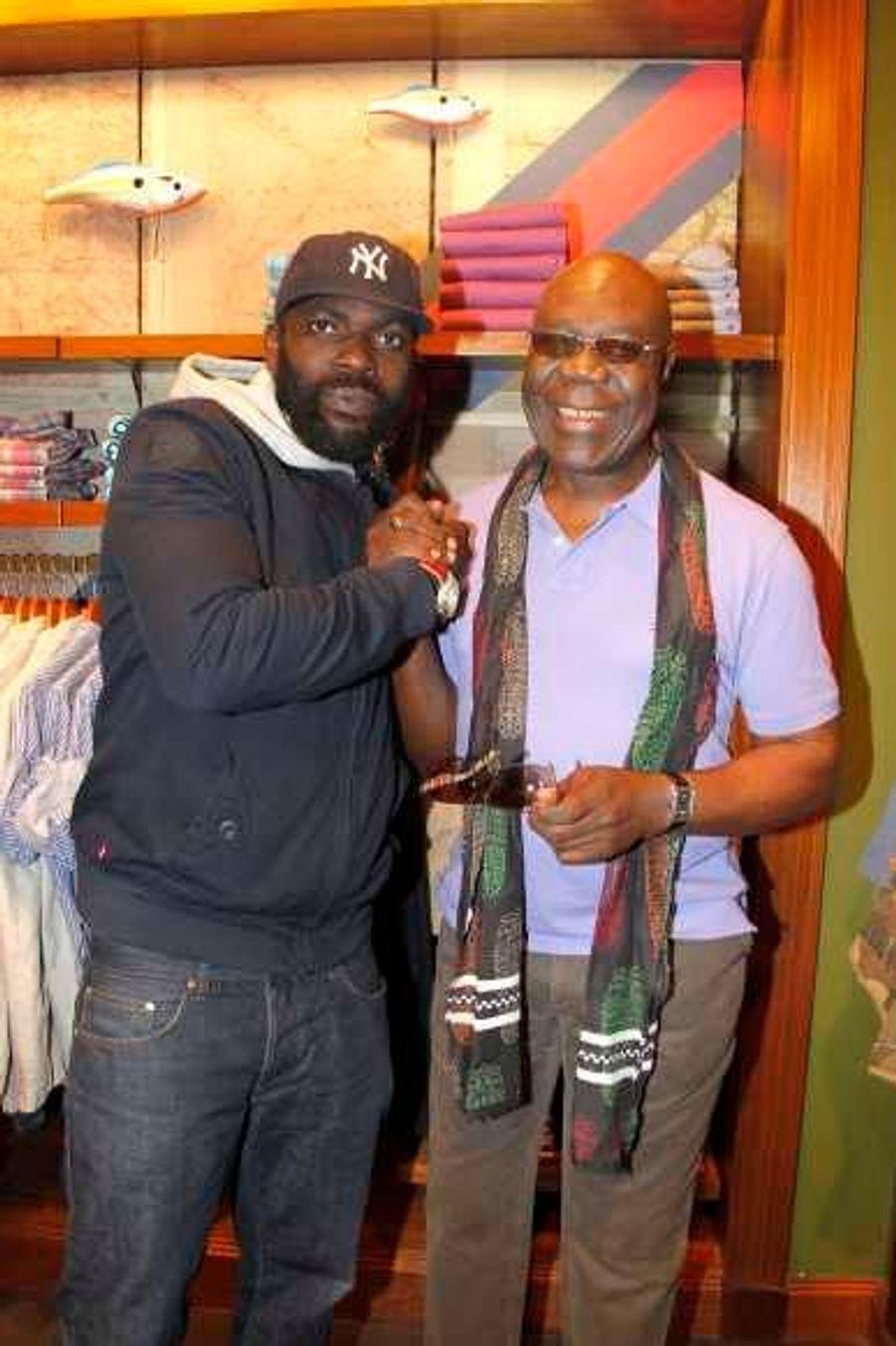 Black Jack (Democrates D), musicien d'origine ivoirienne.