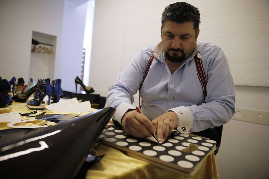 L'artisan italienAntonio Vietri.
