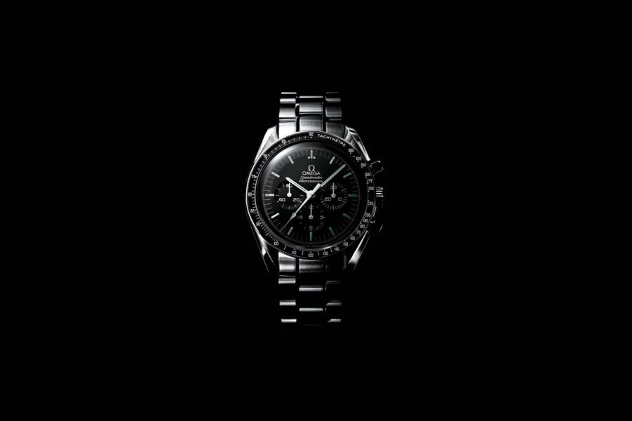 La version actuelle de la Moonwatch.