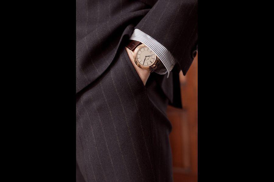 La montre Master Ultra Thin Kingsman Knife, un modèle à porter en toute élégance.