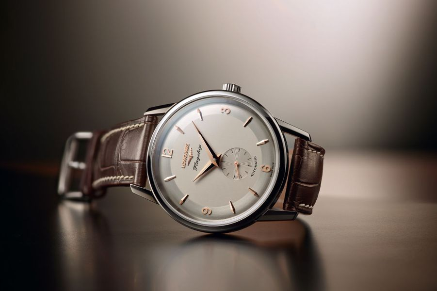 Longines - Flagship Heritage 60th Anniversary