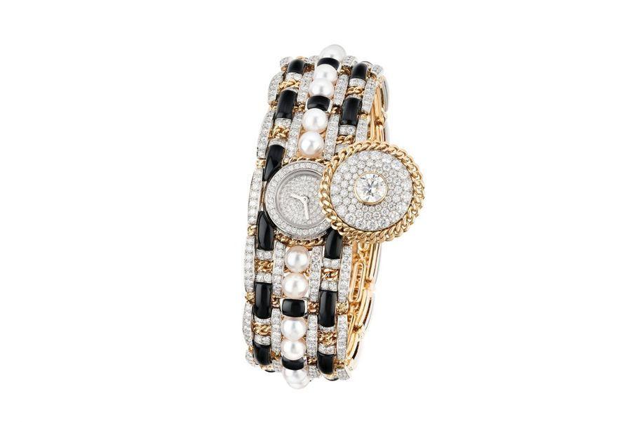Chanel Horlogerie.