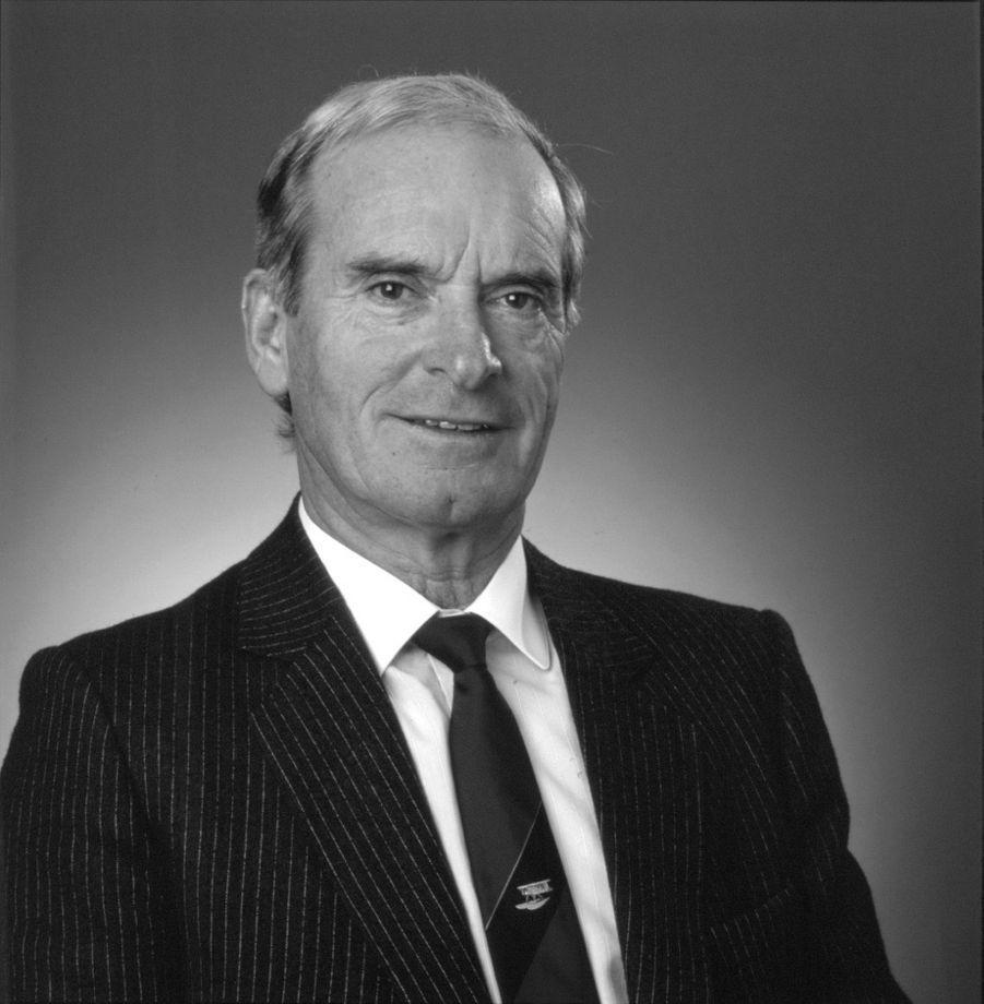 Michel Herbelin, fondateur de la marque en 1947.