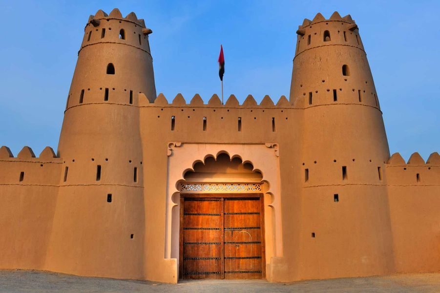 Le fort Al Ain AL Jahili.