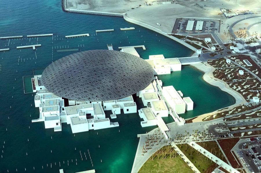 LeLouvre d'Abu Dhabi