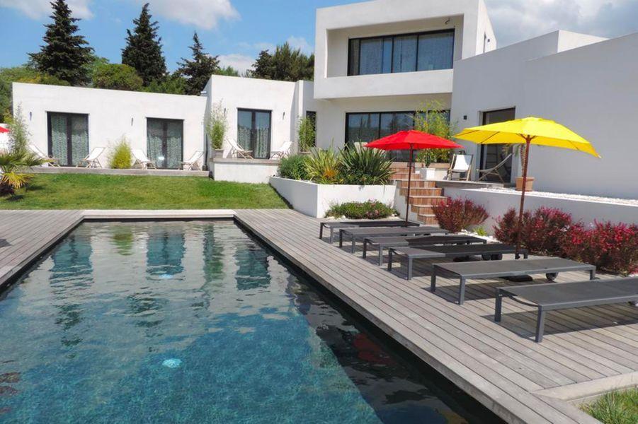 Un week-end entre terre et mer à Cassis (France) à la Villa du Sud.