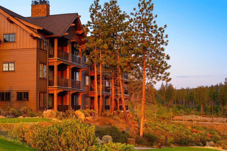 Tetherowà Bend, dans l'Oregon (États-Unis).