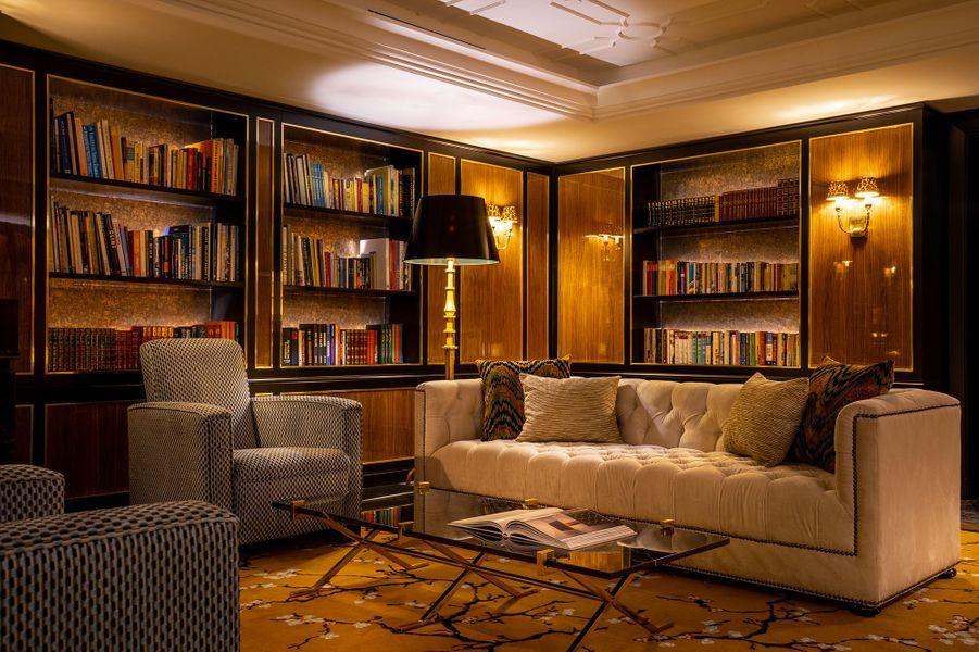Bibliothèque duMonumental Palace