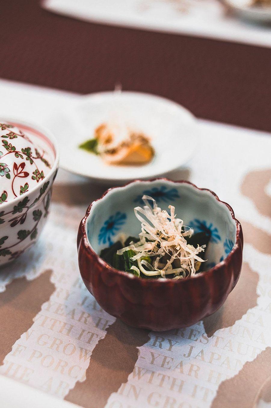 cuisine kaiseki