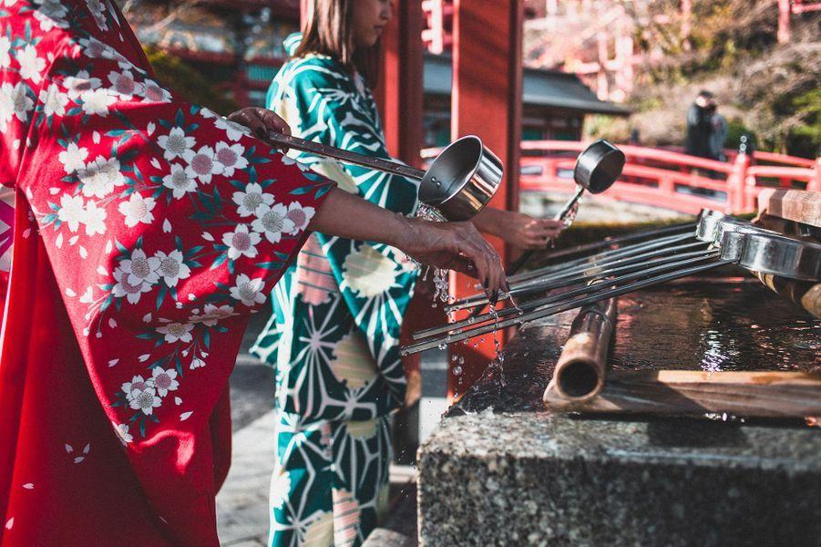 sanctuaire Yutoku Inari, Kashima