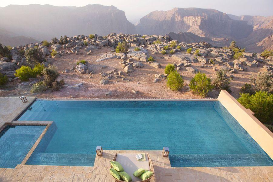 l'Anantara Al Jabal Al Akhdar Resort