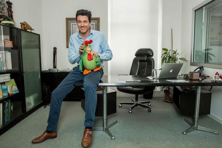 Carlo Preve, directeur de la marque Riso Gallo.