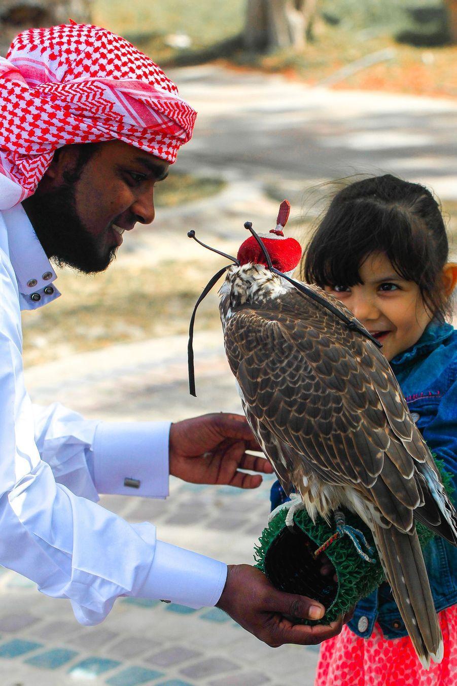 Faucon Al Areen Wildlife Park