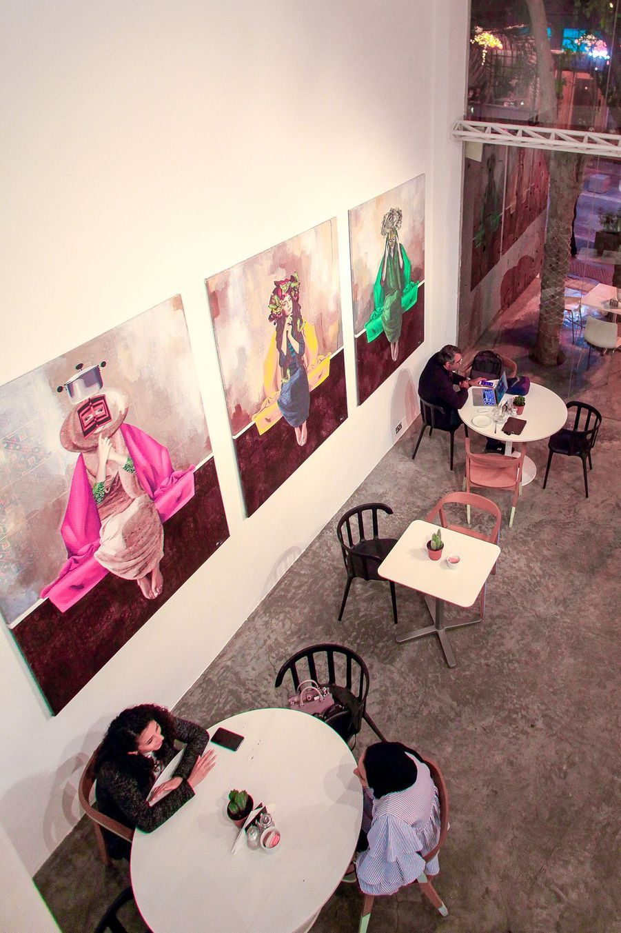Galerie d'art Al Riwaq