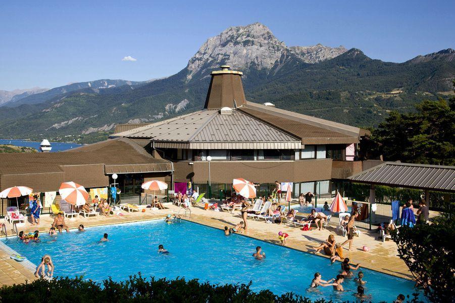 Un village vacances à Chorges,Hautes-Alpes.