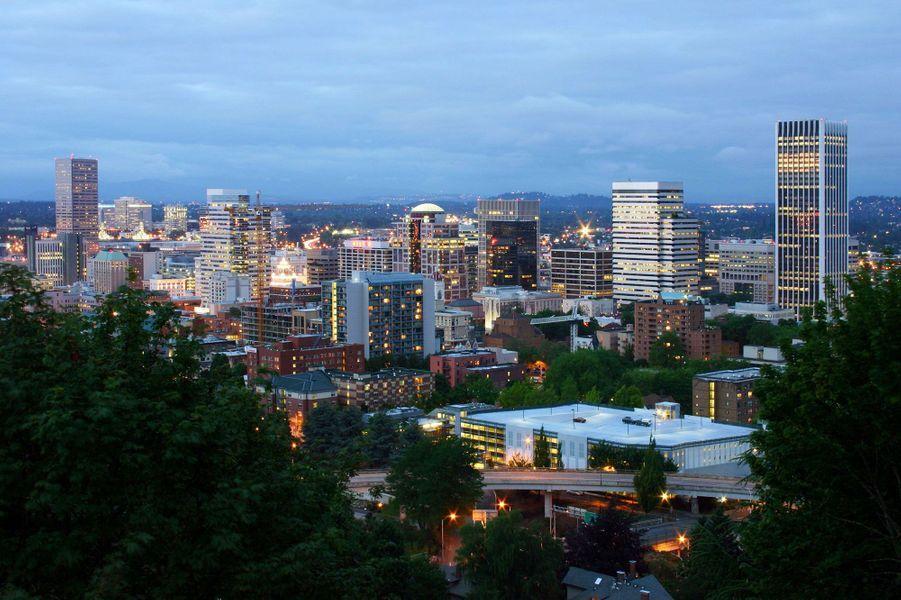 10- Portland (États-Unis-