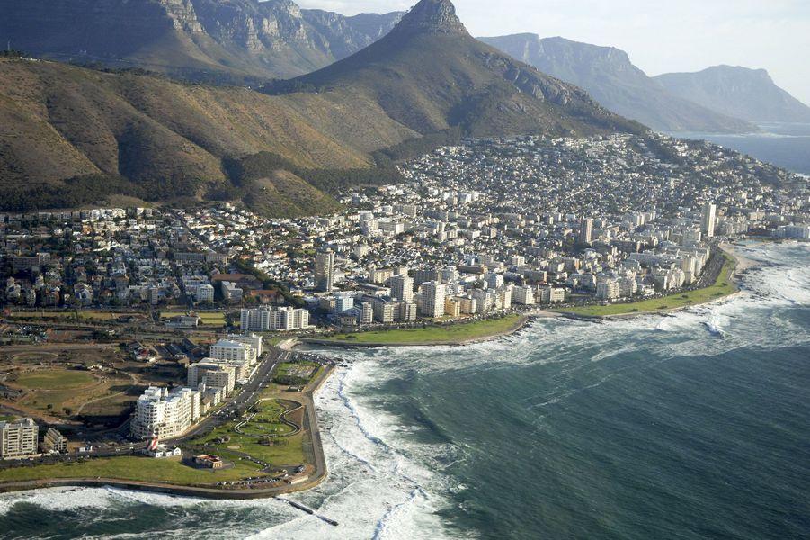 2- Le Cap (Afrique du Sud)