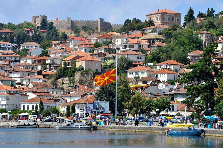 5- Ohrid (Macédoine)