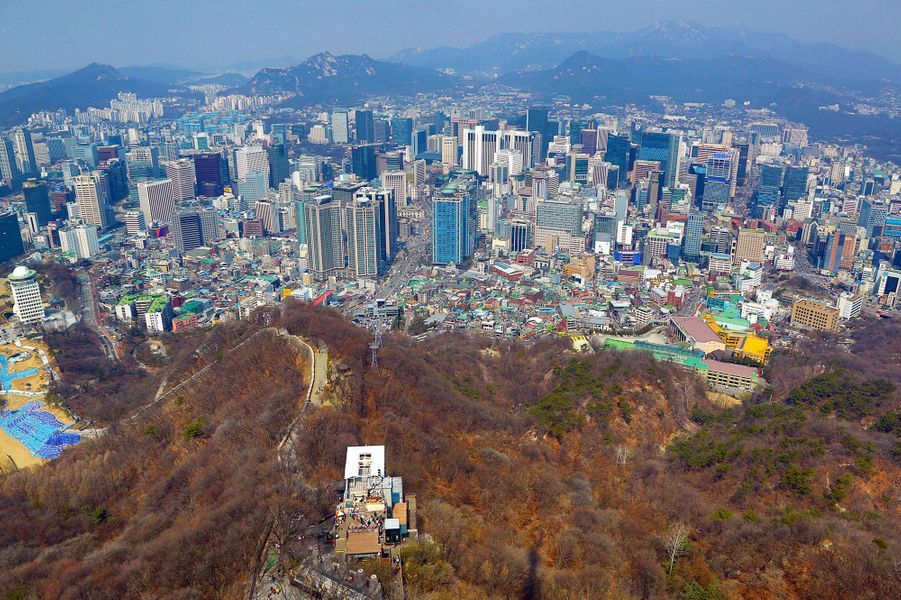 7- Séoul (Corée)
