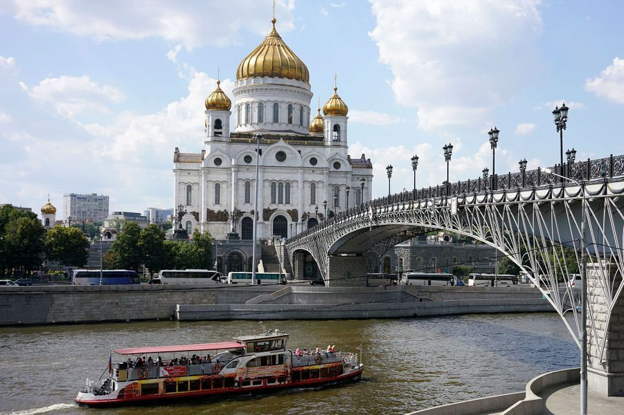 9- Moscou (Russie)