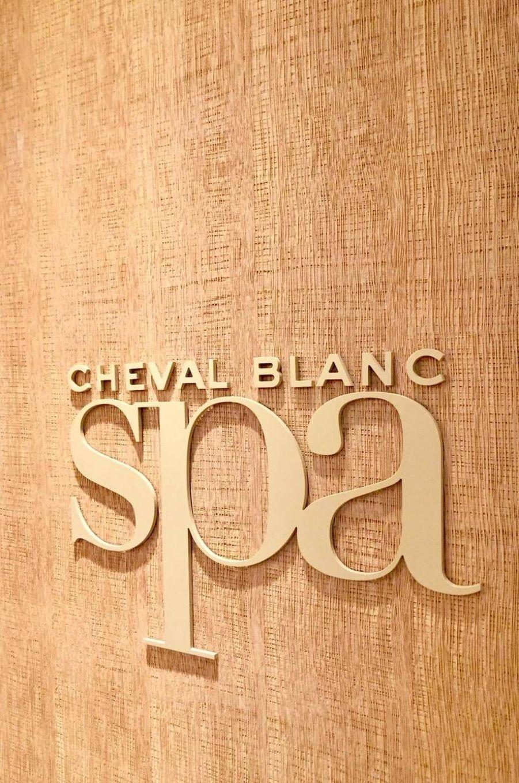 AuCheval Blanc, à Saint Tropez.