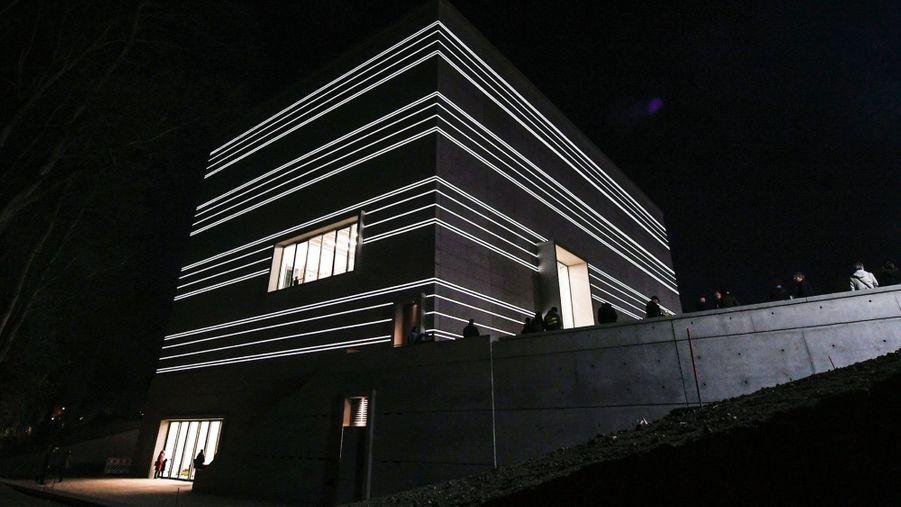 Bauhaus Museum à Dessau