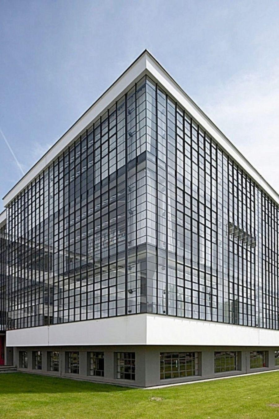 Fondation Bauhaus à Dessau