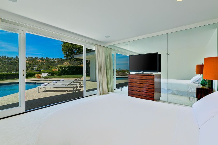 En Californie, séjournez dans la demeure d'Elvis Presley
