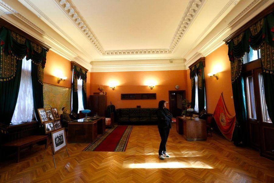 Bienvenue dans la villa de Staline