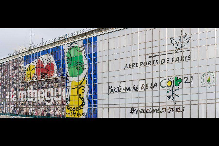 L'aéroport d'Orly relooké par Jean-Charles de Castelbajac