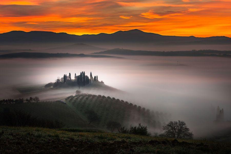 Les mille couleurs de la Toscane