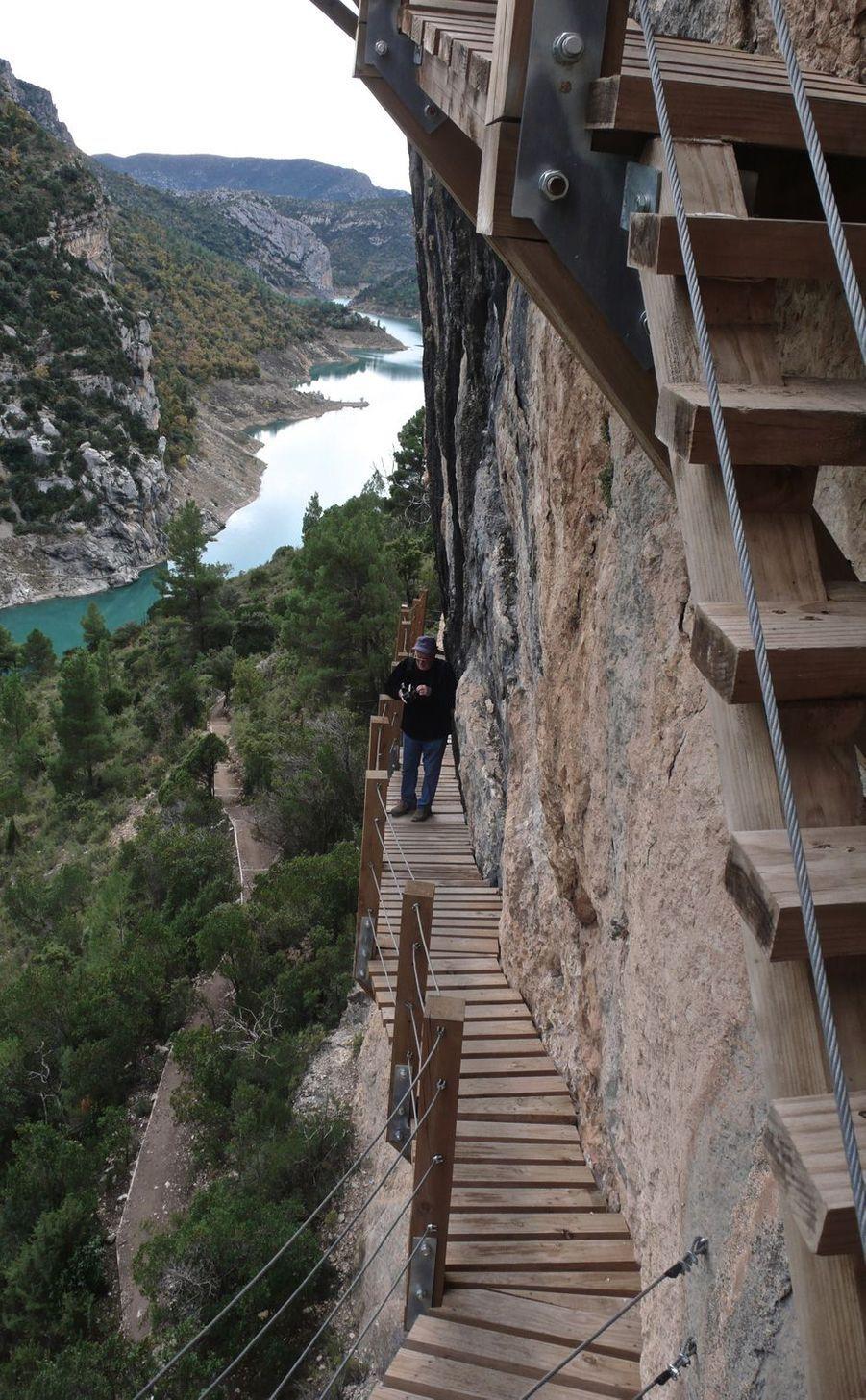 Le parc national de Ordesa y Monte Perdido en Aragon.