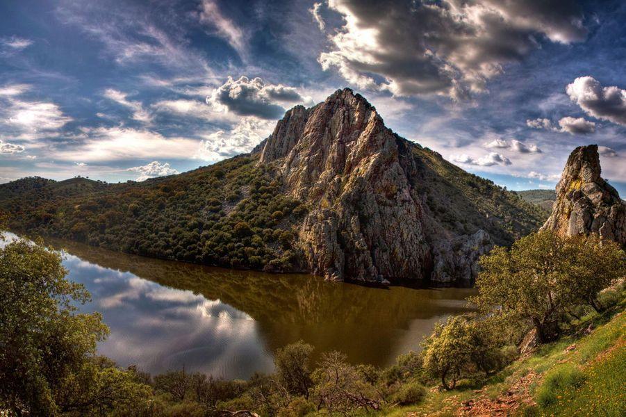 Le parc naturel de Monfragüe à Cáceres.