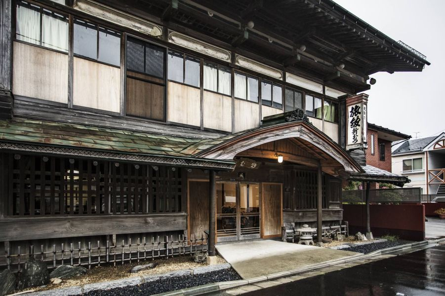Le Shin Mutsu Ryokan, un hôtel de luxe traditionnel japonais