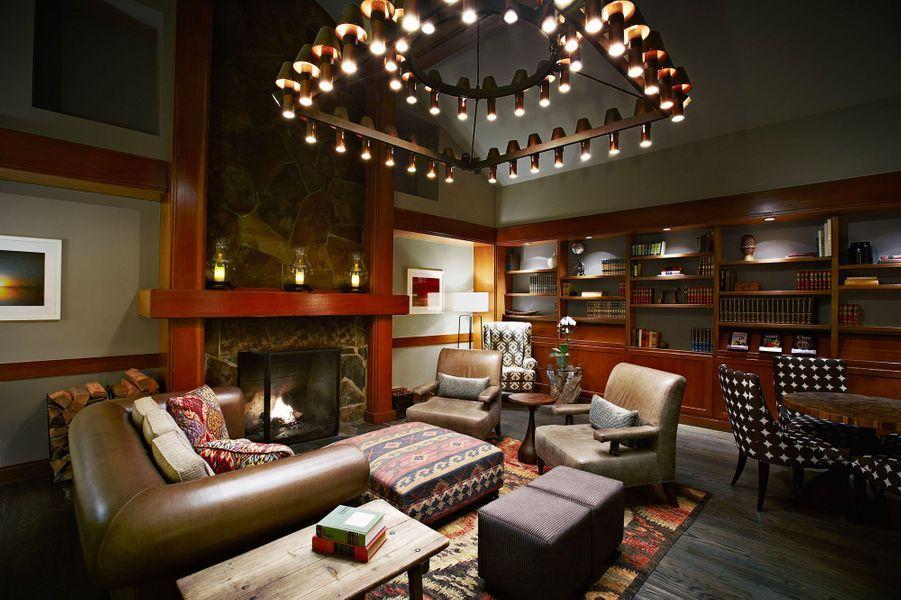 Salish Lodge & Spa - Snoqualmie, Washington, États-Unis, pour«Twin Peaks» (1990).