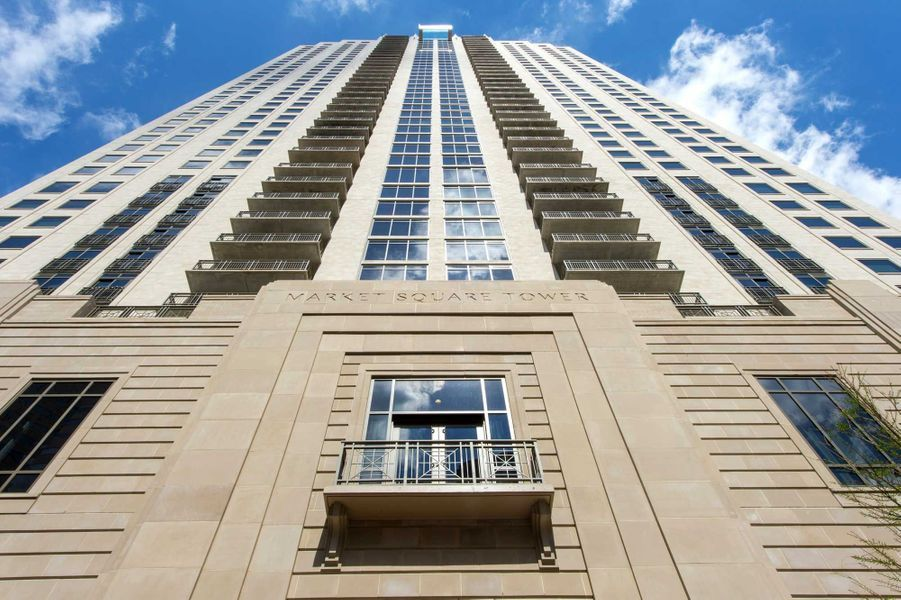 Le Market Square Tower, à Houston.