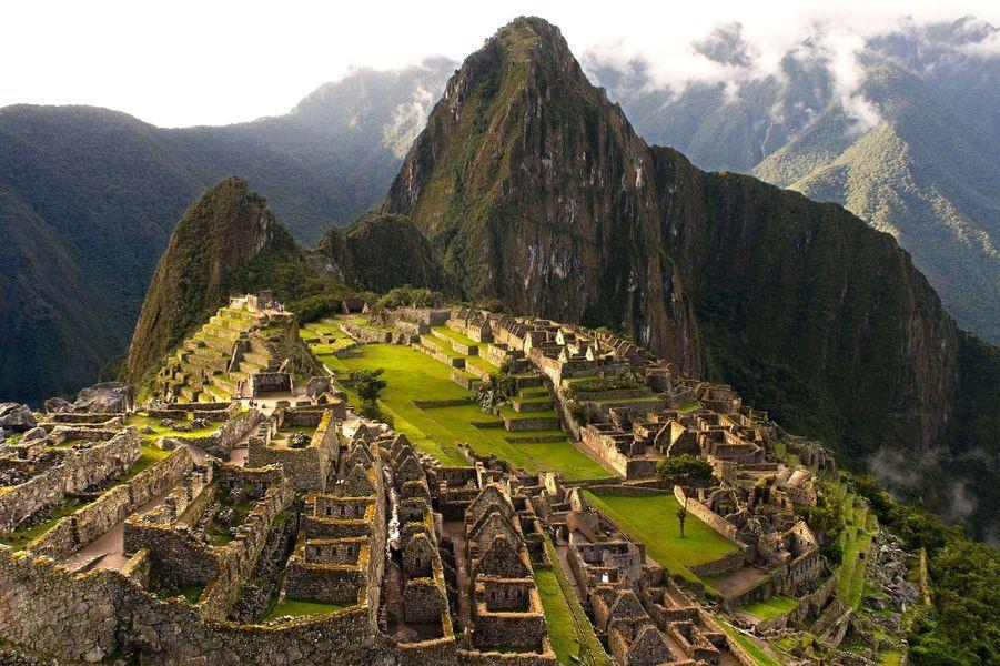 La piste des Incas - Machu Picchu, Pérou