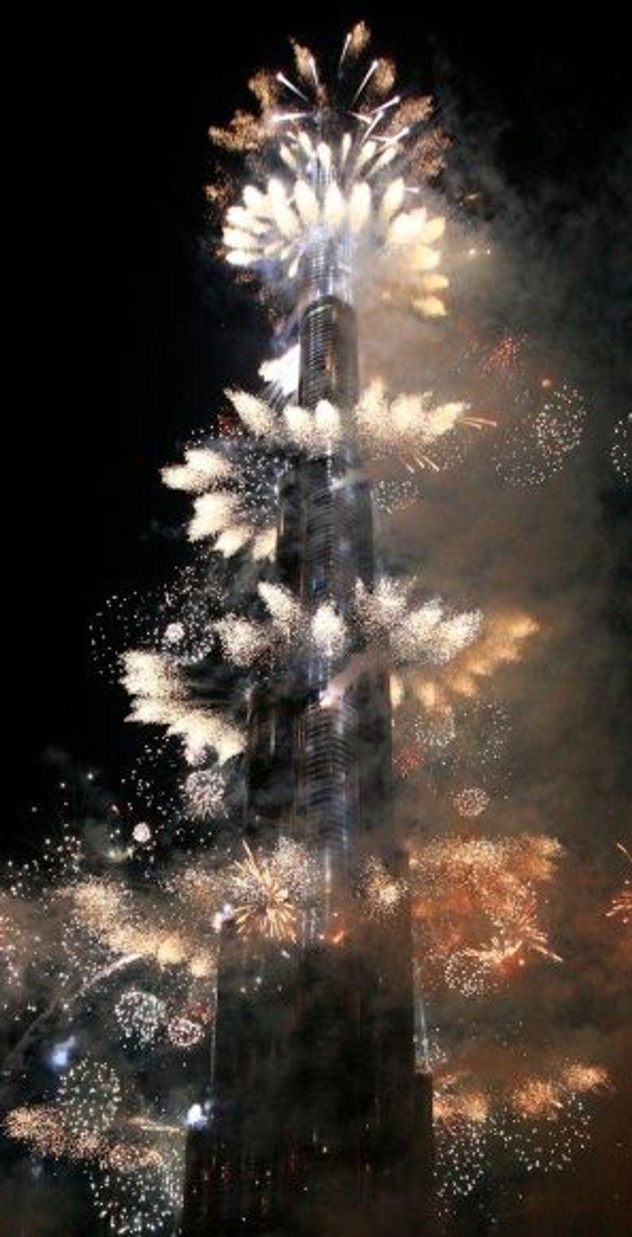 Guirlande de feux d'artifices