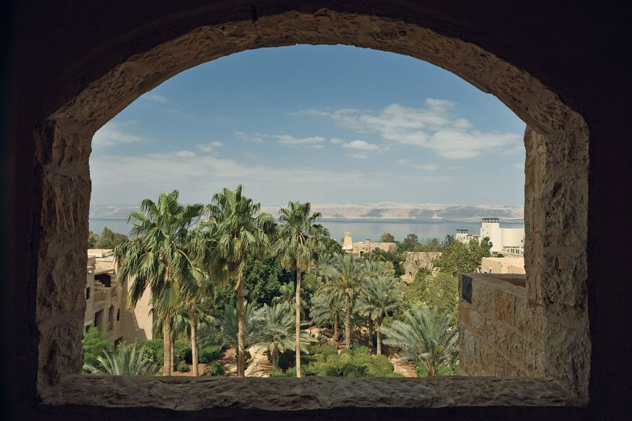 AuMövenpick Dead Sea.