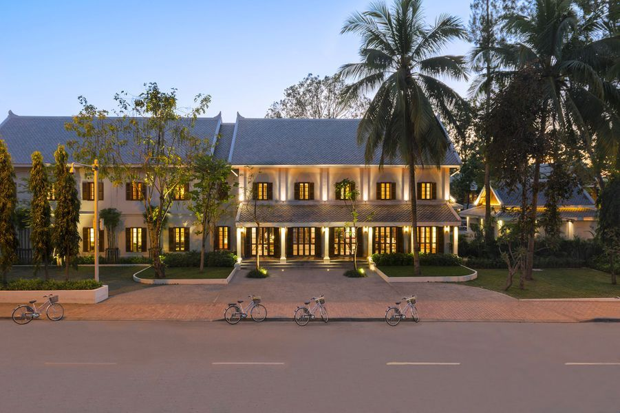 Pause balnéaire intime au Avani + Resort deLuang Prabang (Laos).